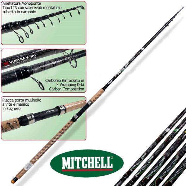 Canne da pesca Mitchell Suprema 2.0 PEP