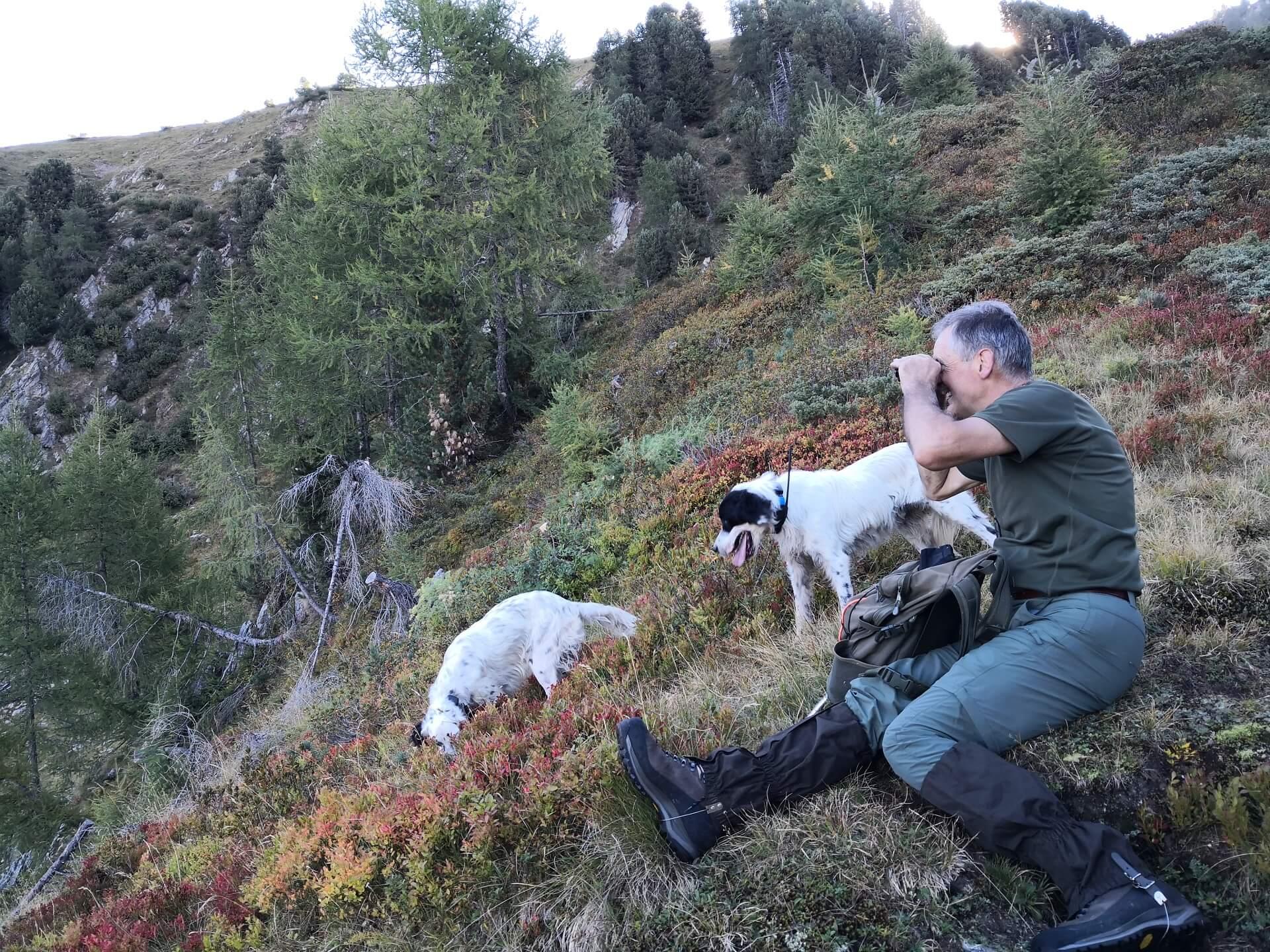 rivenditore articoli caccia in montagna ad Almè