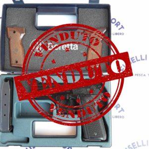 143 Beretta Cougar cal 9x21 pistola semiautomatica sold