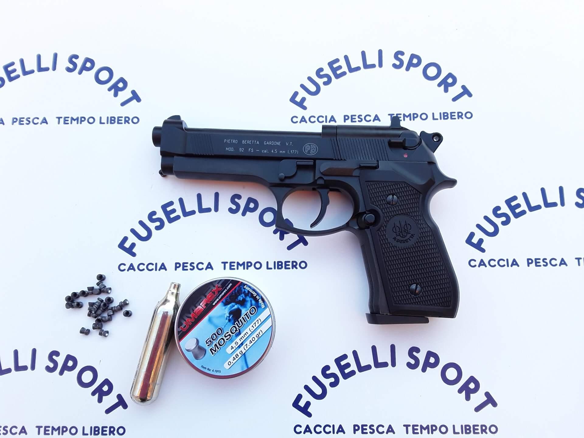 Beretta co2 92 FS