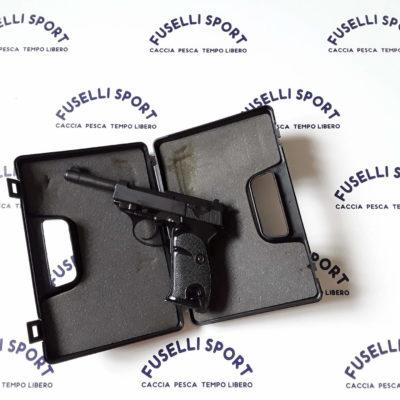 pistola semiautomatica